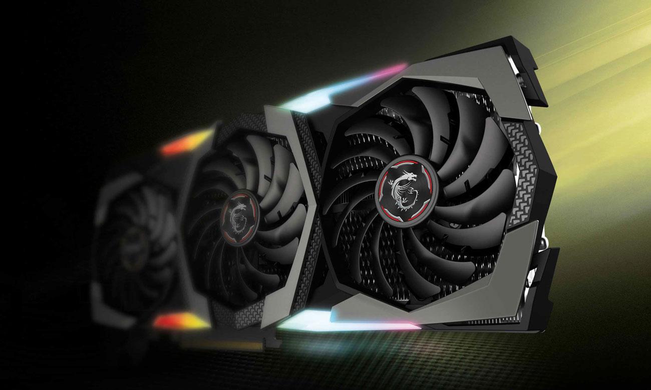 MSI Geforce RTX 2070 SUPER GAMING Z TRIO 8GB