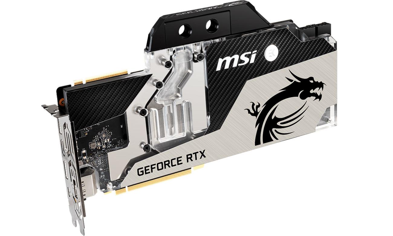 MSI GeForce RTX 2080 Sea Hawk EK X