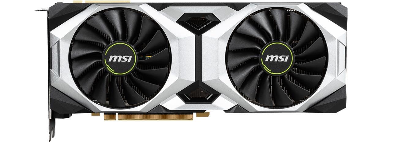 GeForce RTX 2080 Ti Ventus OC 11GB GDDR6