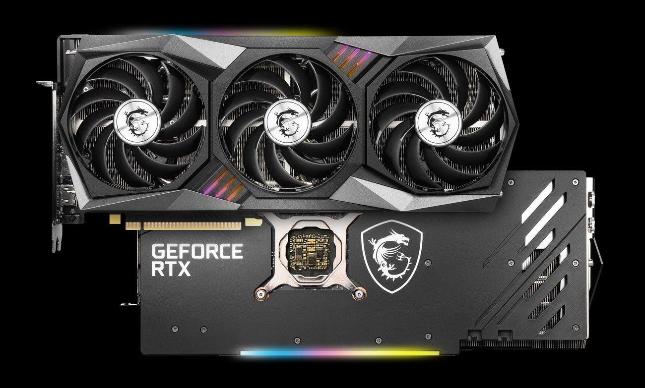 MSI GeForce RTX 3060 Ti GAMING X TRIO