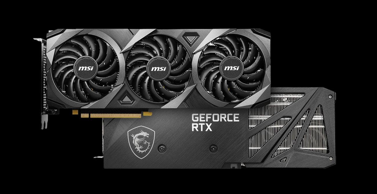 MSI GeForce RTX 3060 VENTUS 3X OC 12GB - Karty graficzne NVIDIA - Sklep komputerowy - x-kom.pl