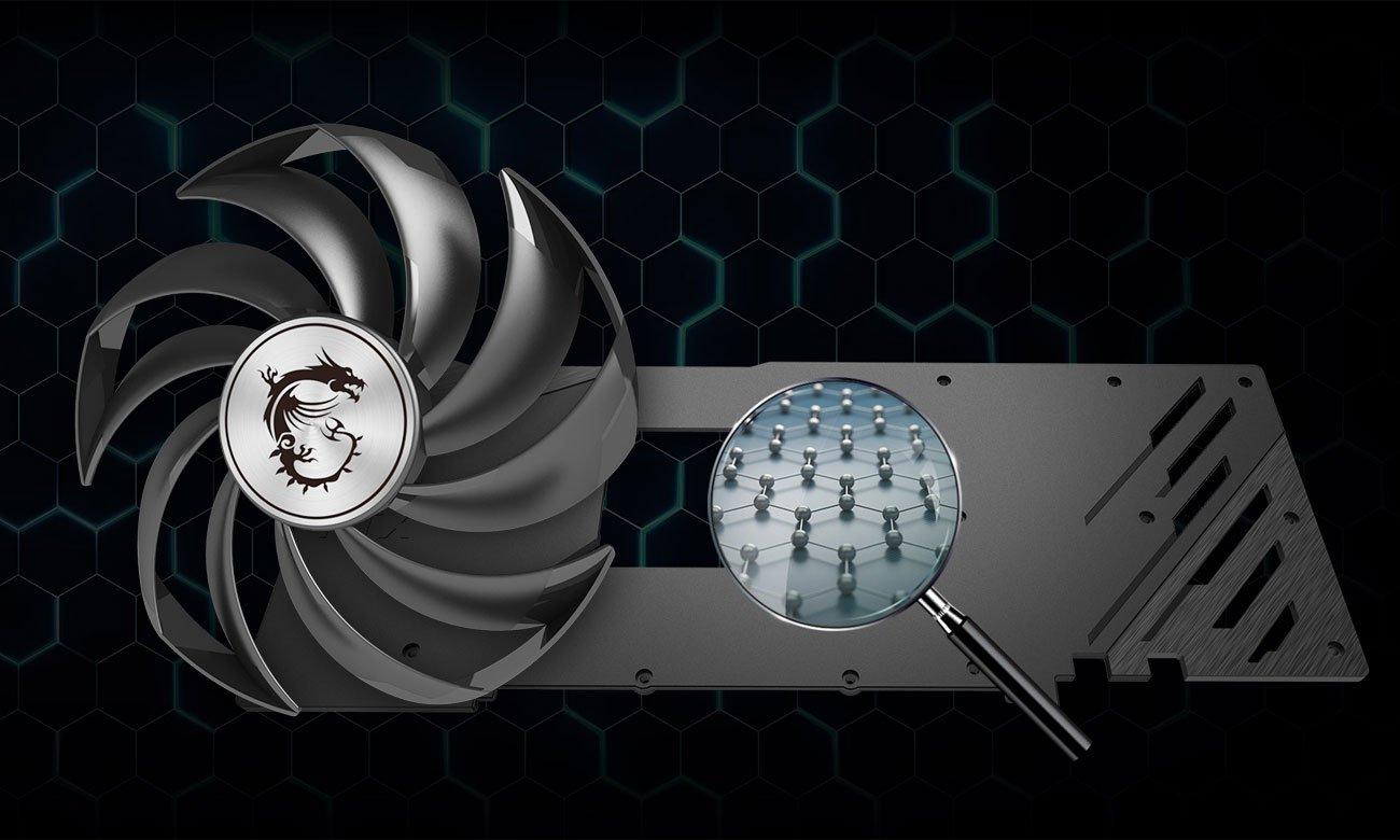 MSI GeForce RTX 3070 GAMING TRIO 8GB