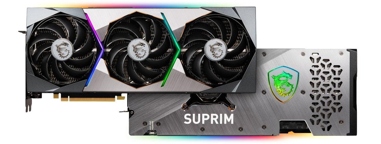 MSI GeForce RTX 3070 SUPRIM X