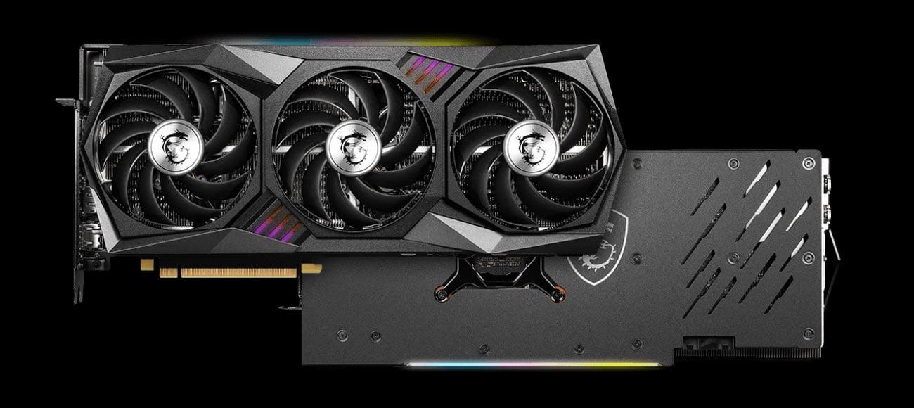 MSI GeForce RTX 3070 Ti GAMING X TRIO 8 GB