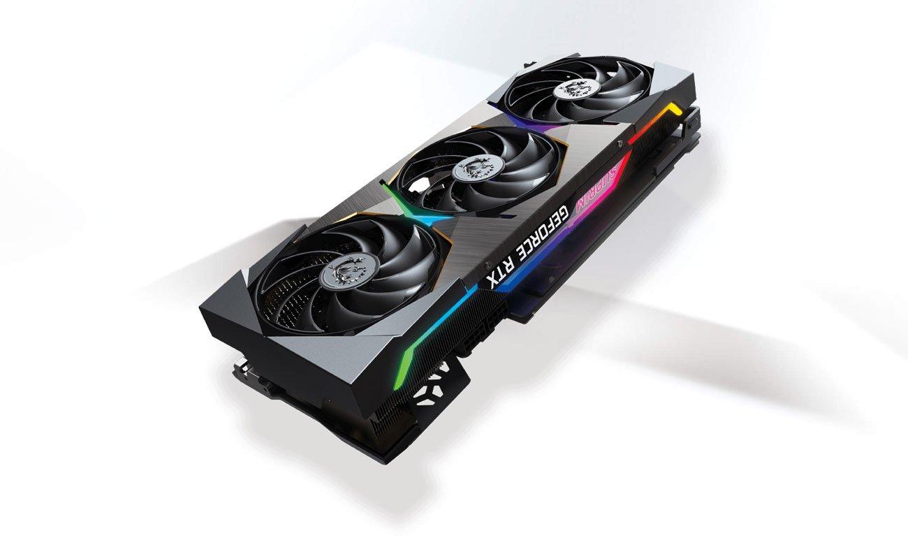 MSI GeForce RTX 3070 Ti SUPRIM X 8 GB