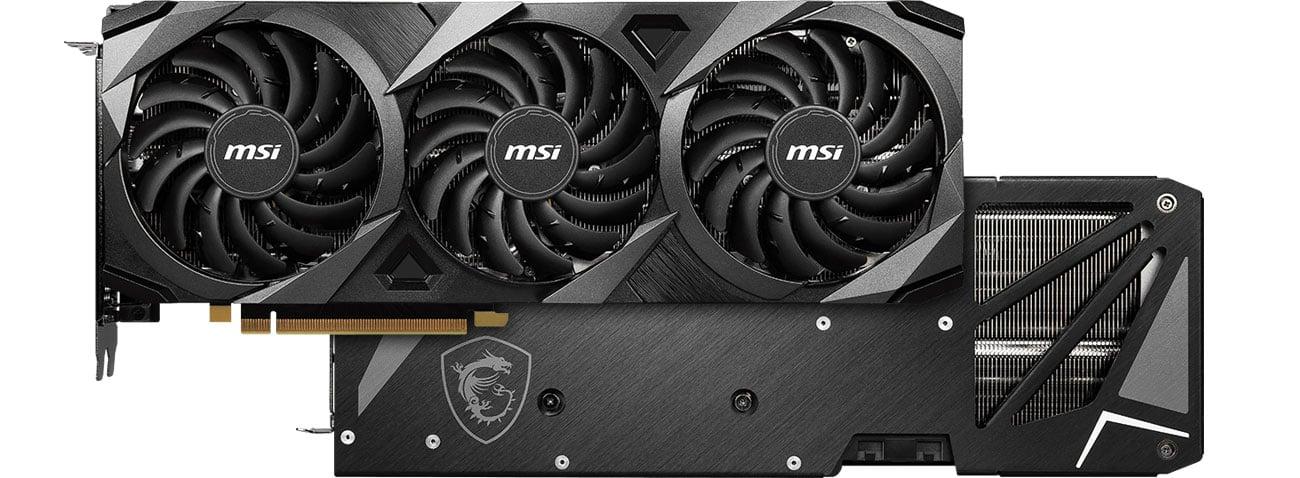 MSI GeForce RTX 3070 Ti VENTUS 3X OC 8 GB