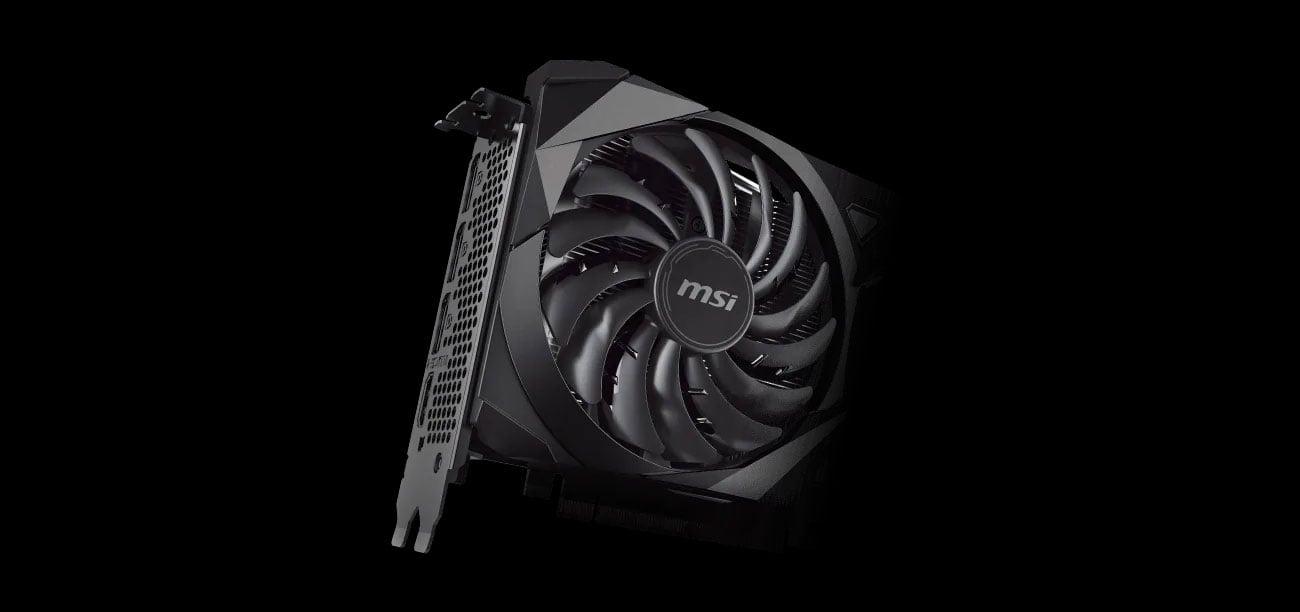 MSI GeForce RTX 3070 Ventus 2X OC - Chłodzenie