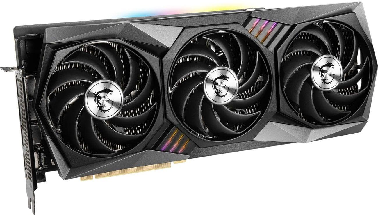 Karta graficzna MSI GeForce RTX 3080 GAMING X TRIO 10GB