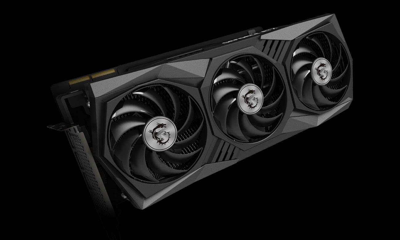 MSI GeForce RTX 3080 Ti GAMING X TRIO 12 GB
