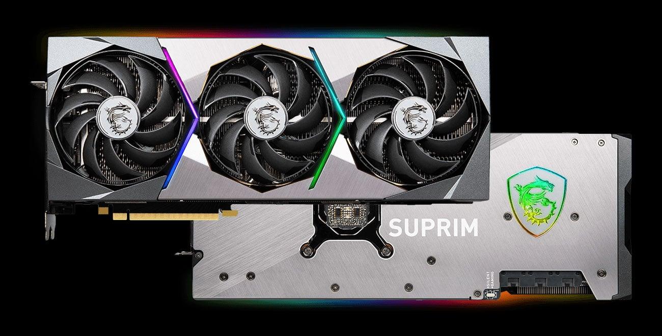 MSI GeForce RTX 3080 Ti SUPRIM X 12 GB