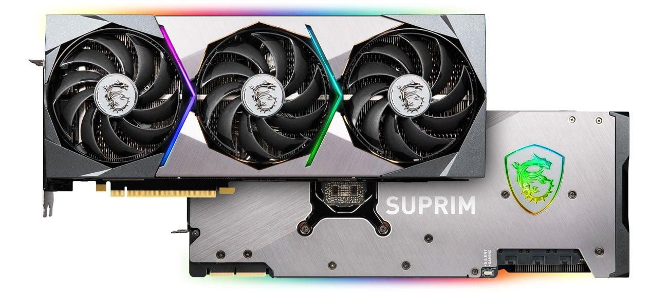 MSI GeForce RTX 3090 SUPRIM X