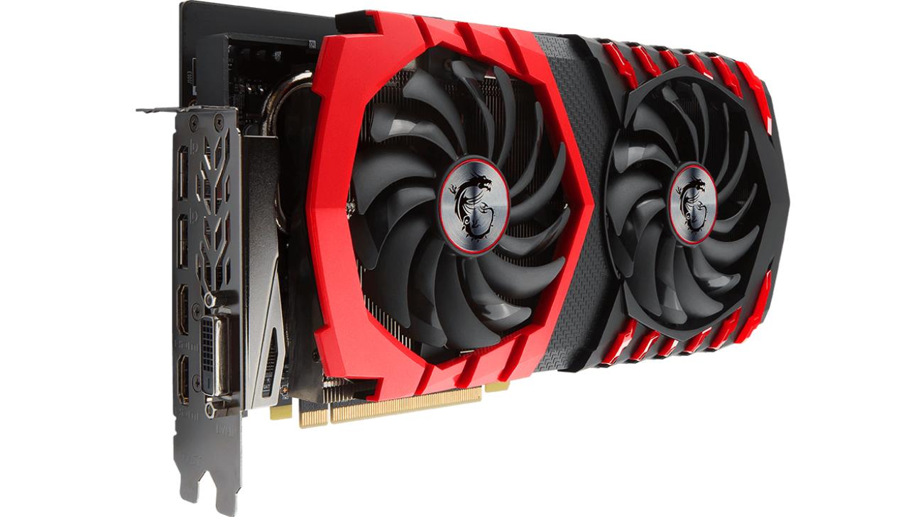 Radeon RX 580 GAMING X+ 8G GDDR5  Efekty świetlne LED