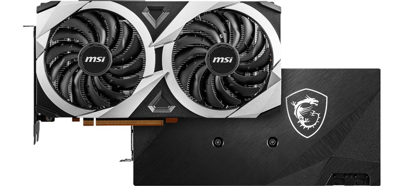 MSI Radeon RX 6700 XT MECH 2X 12GB