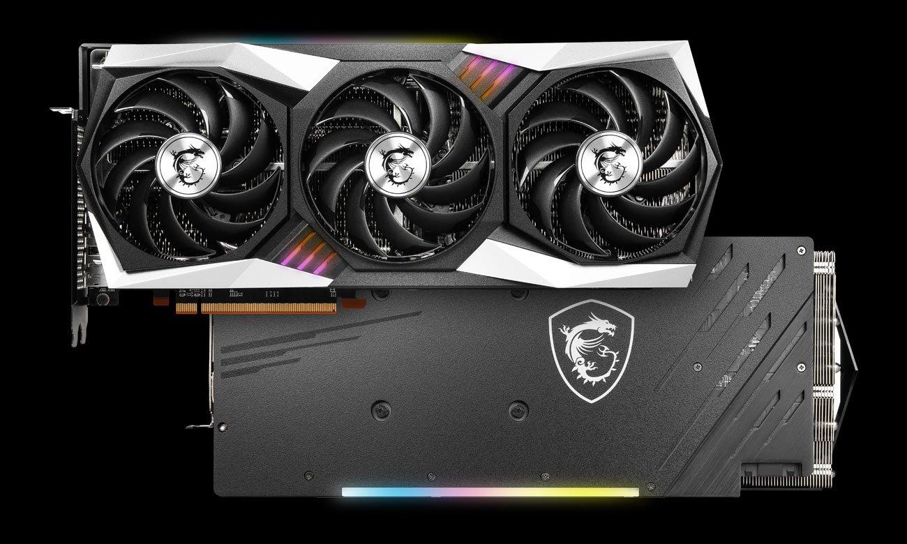 MSI Radeon RX 6800 GAMING X TRIO 16GB