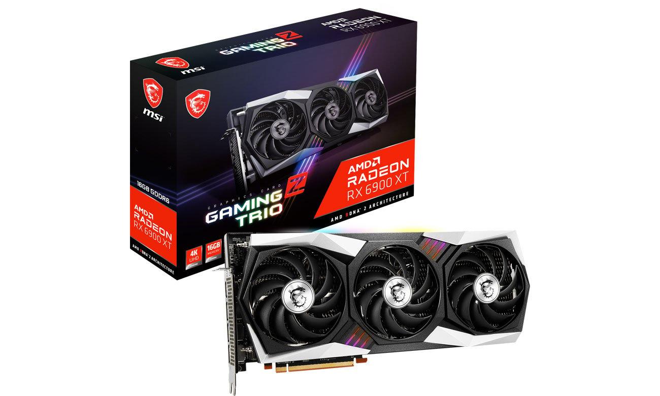 MSI Radeon RX 6900 XT GAMING Z TRIO 16GB GDDR6