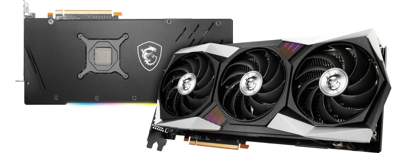 MSI Radeon RX 6900 XT GAMING Z TRIO 16 GB