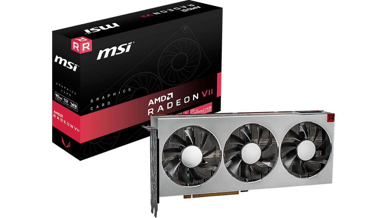 Karta graficzna AMD MSI Radeon VII 16G