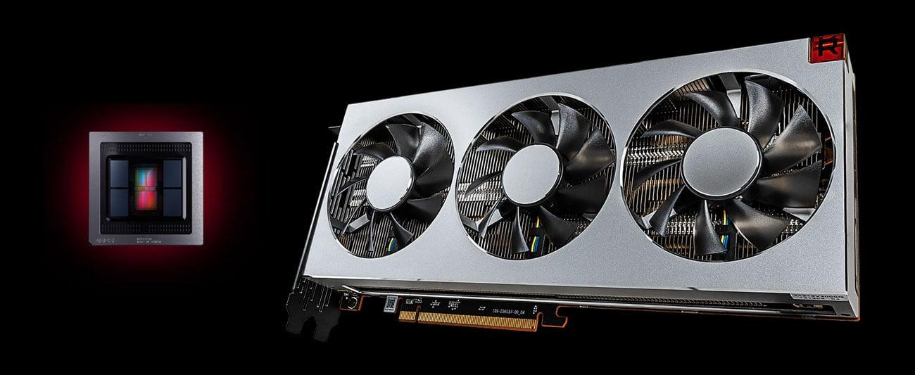 MSI Radeon VII GPU 7nm