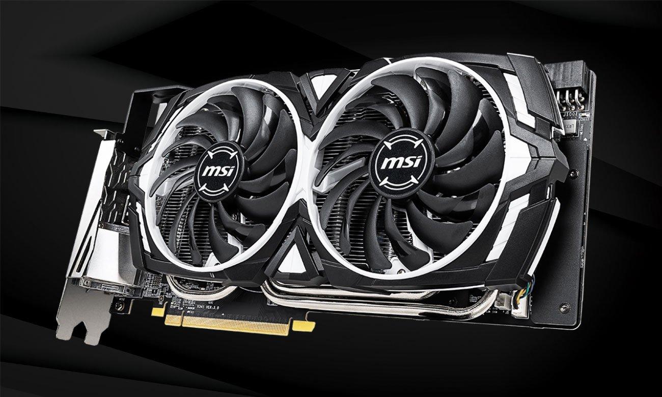 MSI Radeon RX 590 ARMOR 8GB GDDR5