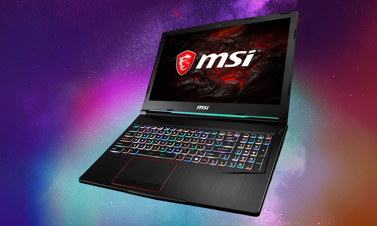 MSI GE63 Raider RGB 8RE Technologia Killer Shield