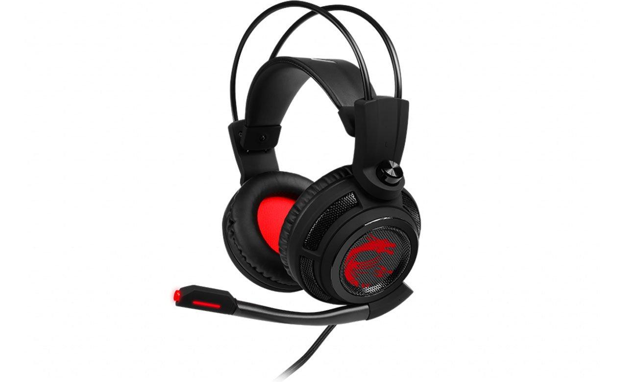 Zestaw słuchawkowy MSI DS502 Gaming Headset
