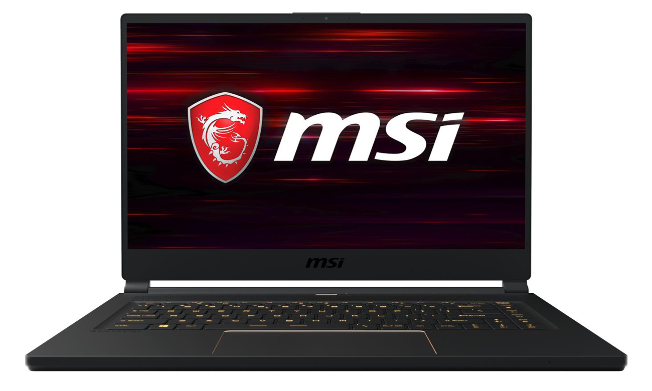 MSI GS65 Stealth Thin 8RE GeForce