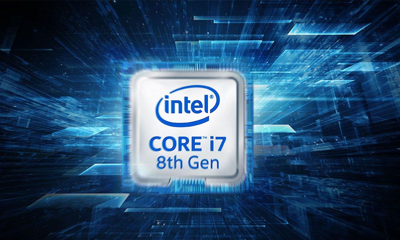 MSI GS65 Stealth Thin 8RF Procesor Intel Core i7 8-ej generacji