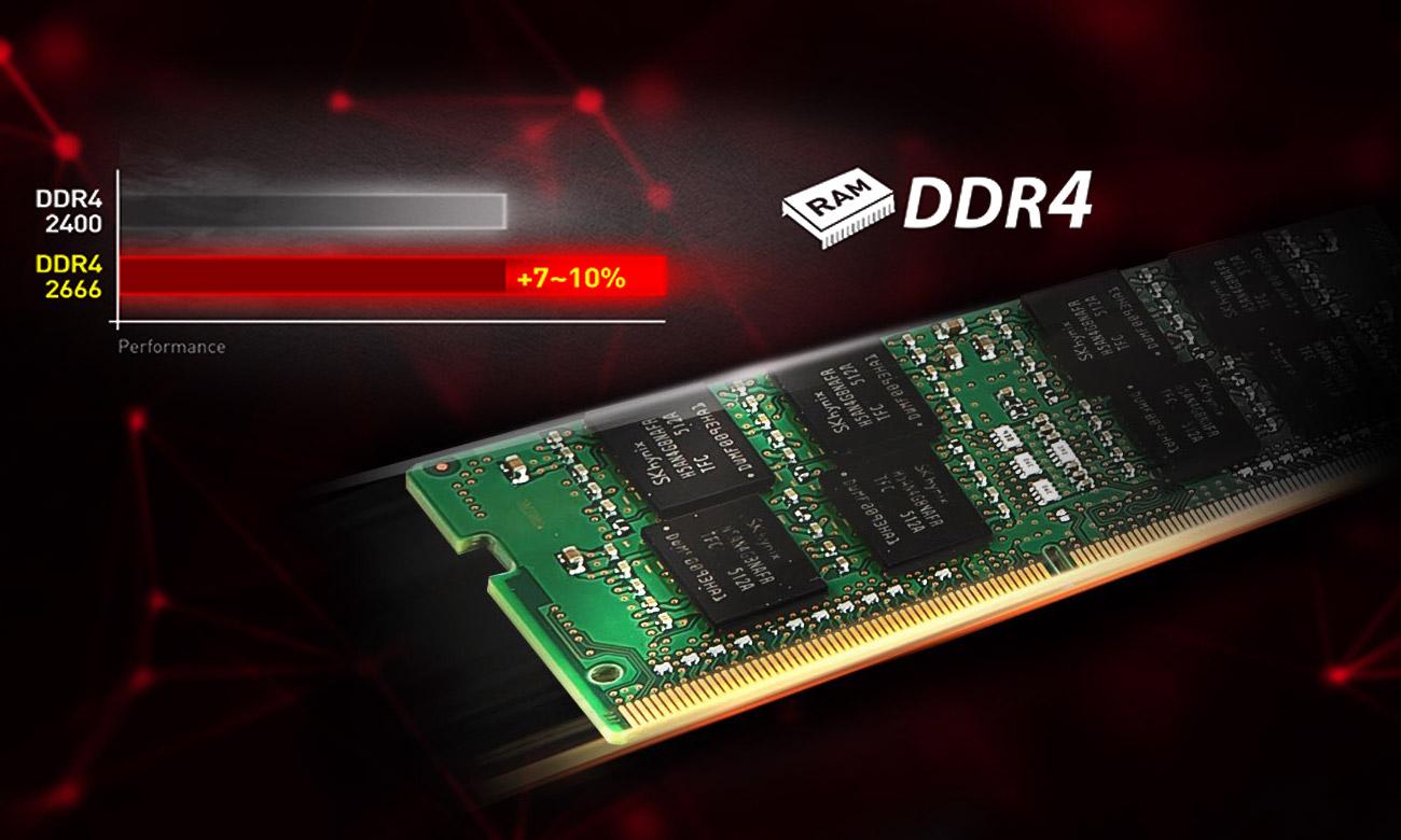 MSI GT63 Titan 8RF Pamięć DDR4 2666 MHz
