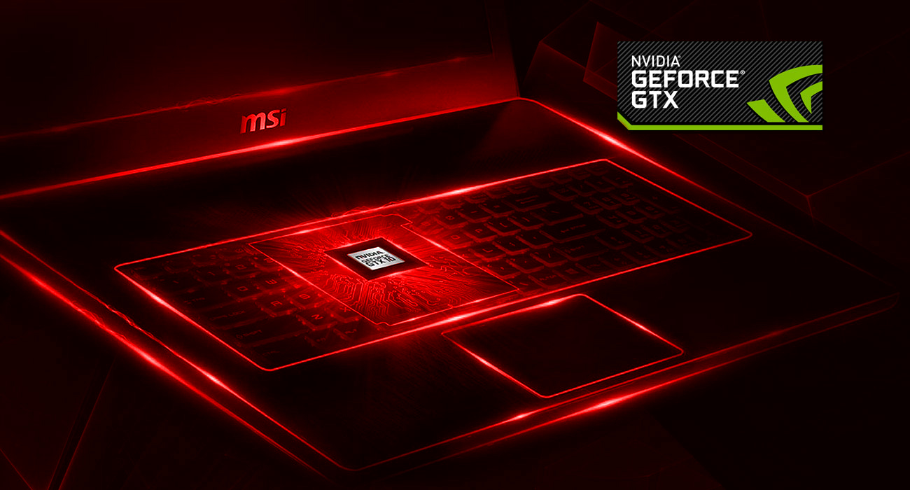 MSI Titan GT75 8RF GeForce GTX 1070