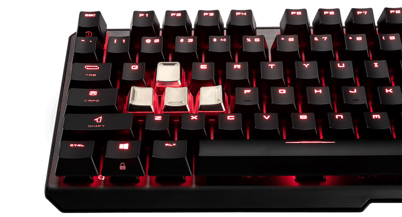 MSI Vigor GK60 Cherry MX Red