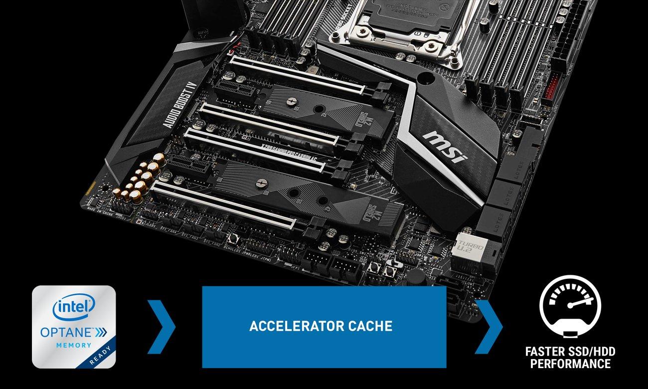 MSI X299 GAMING PRO CARBON AC Wydajność pamięci