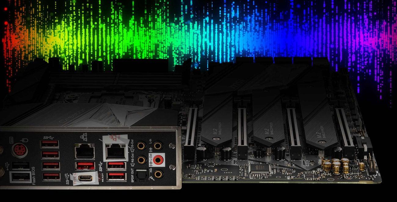 MSI X299 CREATOR - Audio