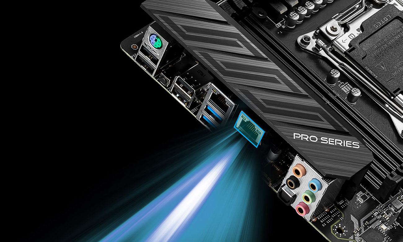 MSI X299 PRO - Sieć