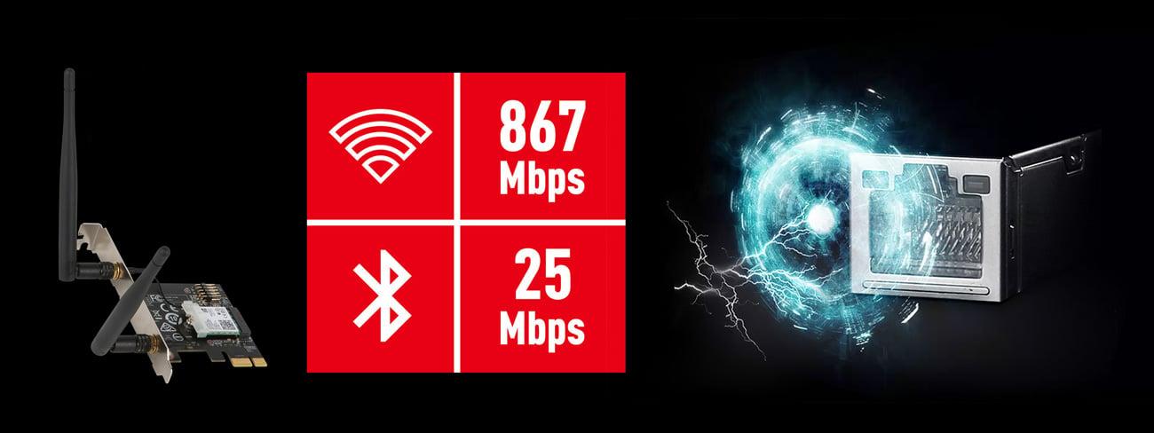 MSI X399 GAMING PRO CARBON AC Intel LAN Wi-Fi Bluetooth