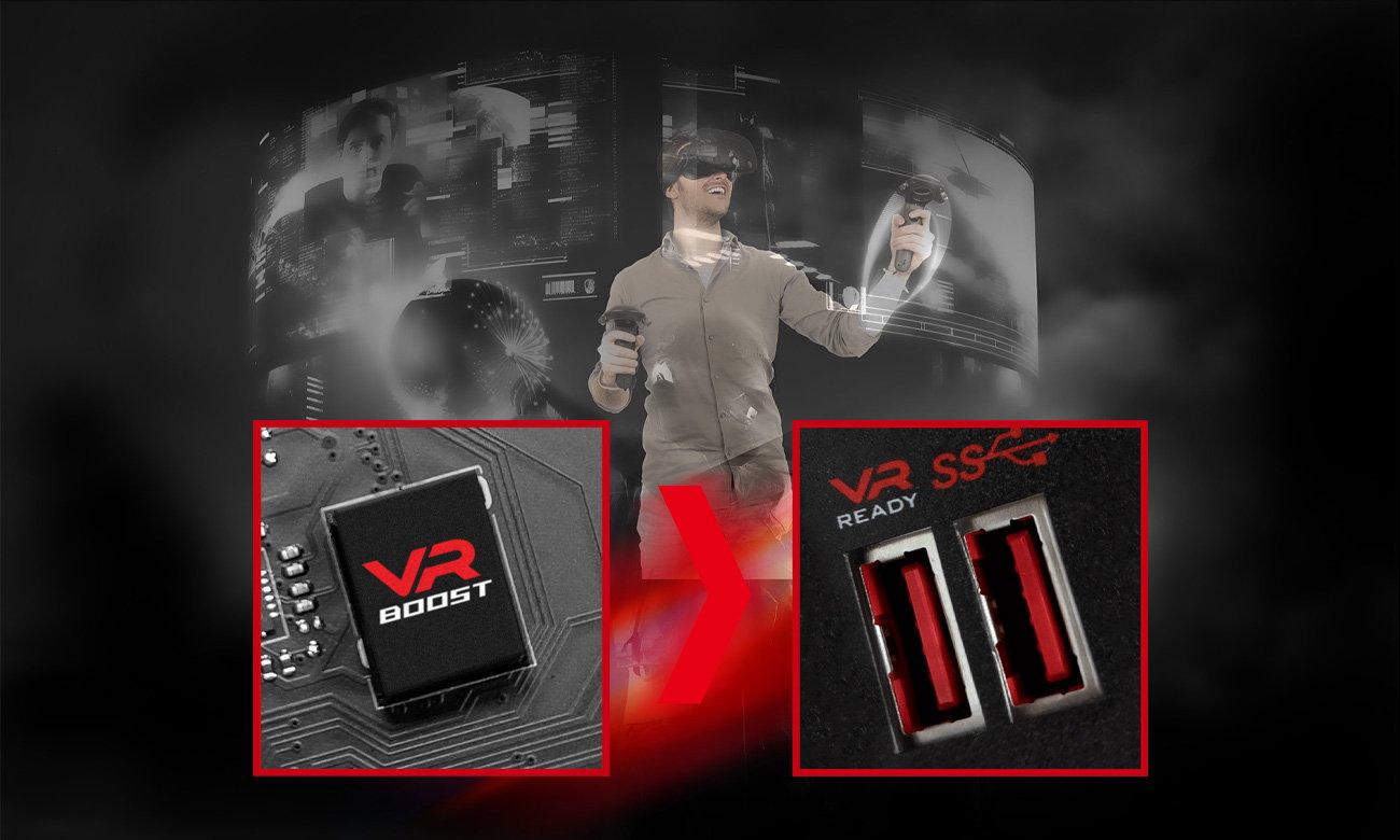 MSI X399 GAMING PRO CARBON AC VR Raady