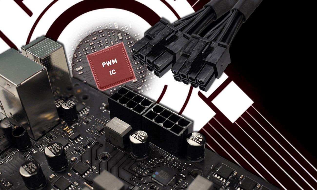 MSI X470 GAMING PRO CARBON AC Wytrzymałość i niezawodność