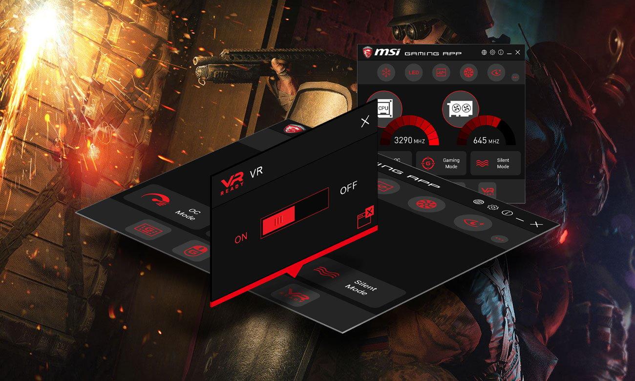 MSI X470 GAMING PRO Gamingowe funkcje