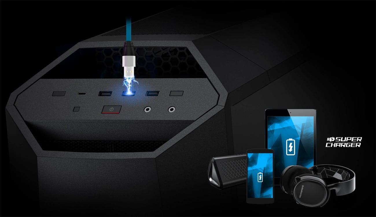 MSI Z270 SLI PLUS USB 3.1 Super Charger
