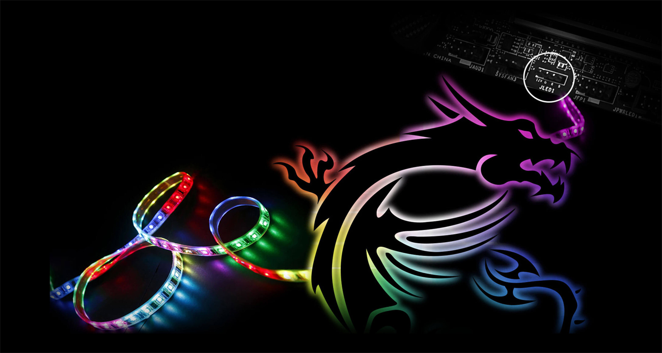 MSI Z270 SLI PLUS RGB LED