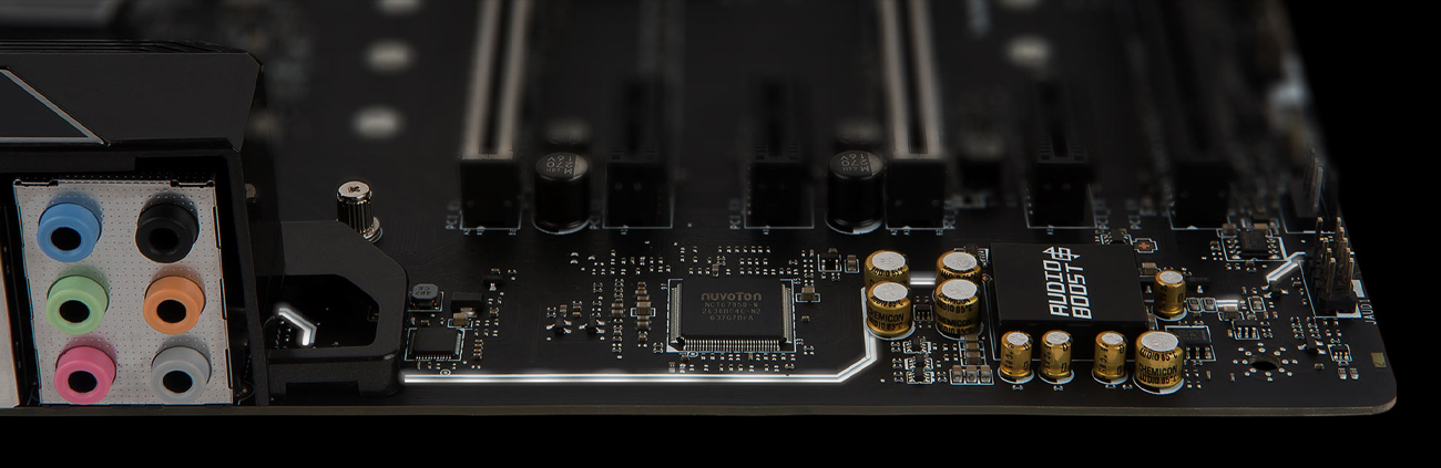 MSI Z270 SLI PLUS Audio Boost