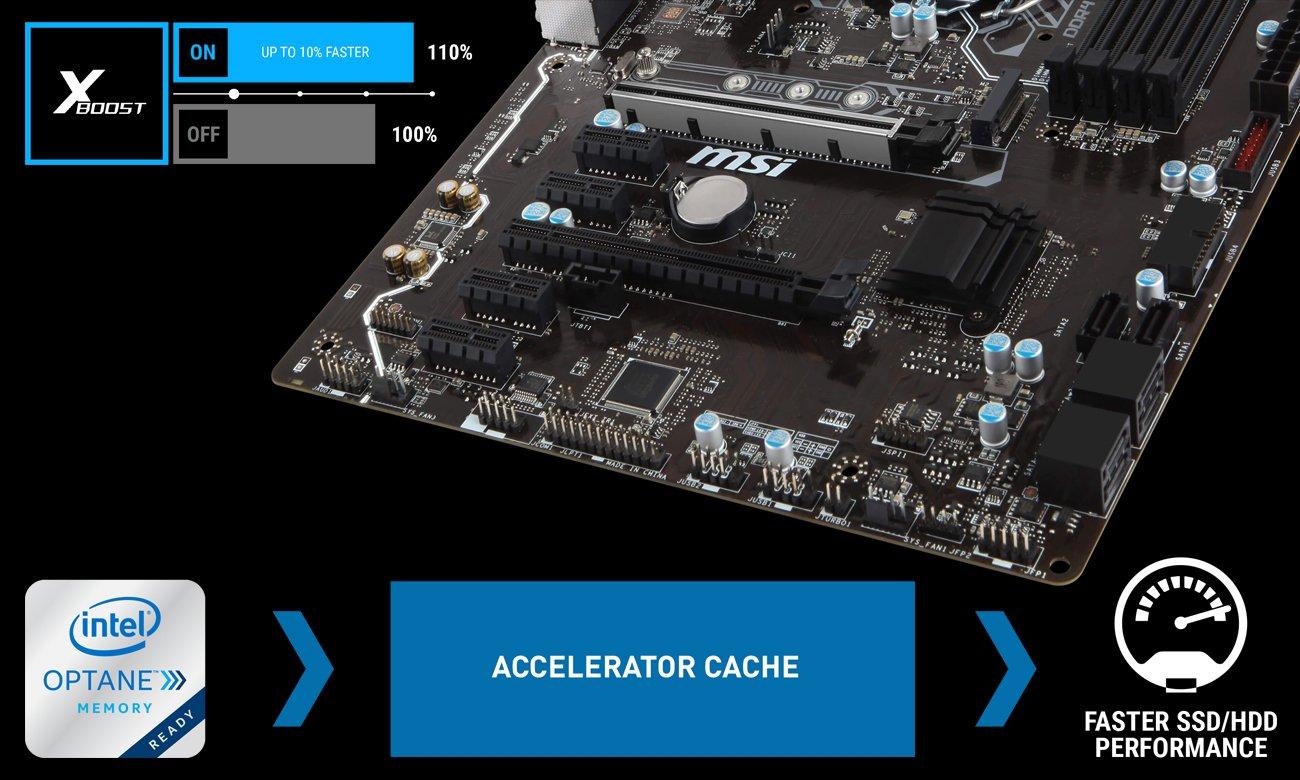 MSI Z270-A PRO X-Boost M.2 Intel Optane