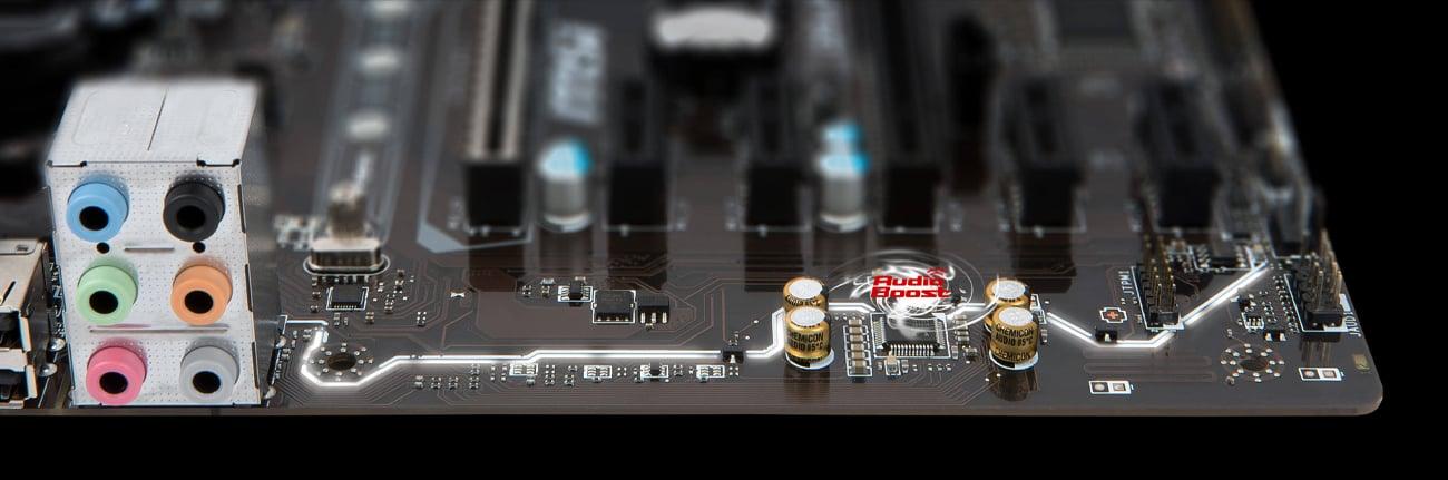 MSI Z270-A PRO Audio Boost