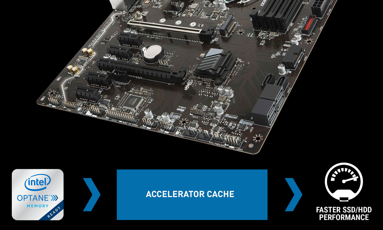 MSI Z370-A PRO Turbo M.2 Intel Optane