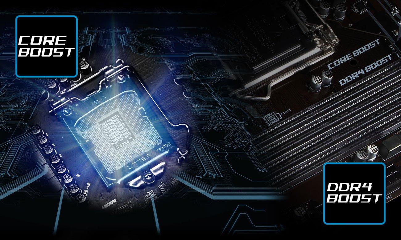 MSI Z390-A PRO Wydajność