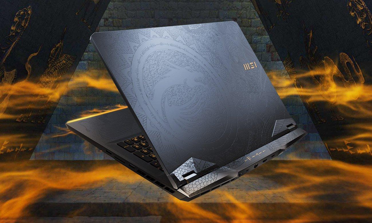 Игровой ноутбук MSI GE76