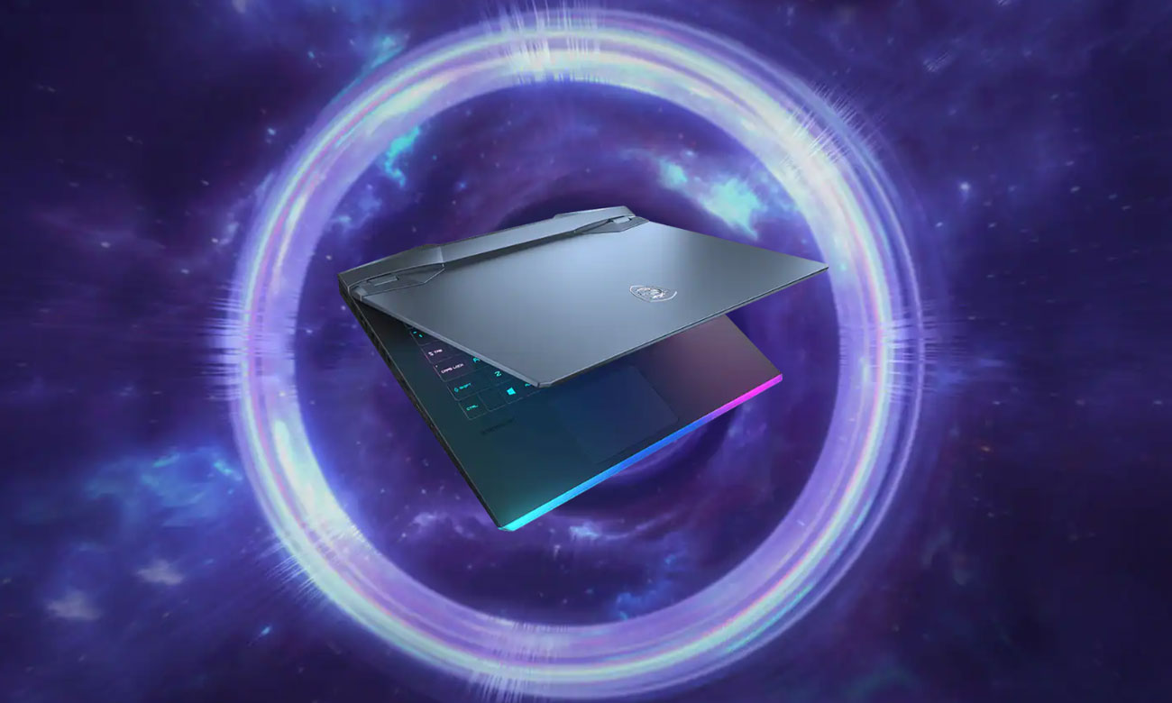 MSI GE66 Raider laptop dla graczy
