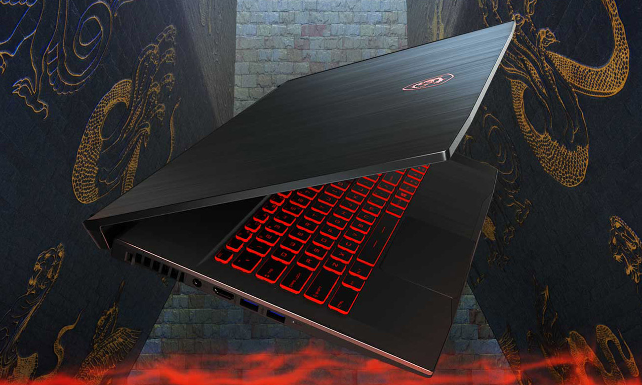 Laptop gamingowy MSI GF75