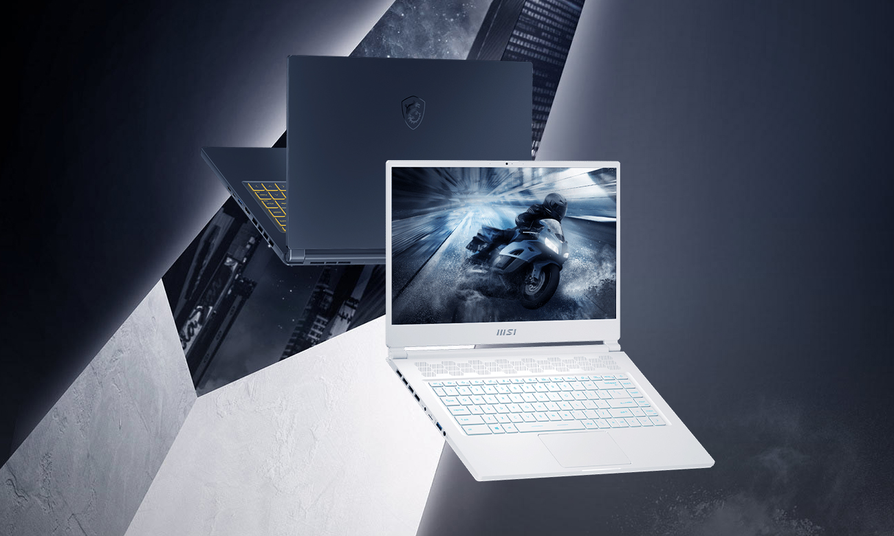 Laptop gamingowy MSI Stealth 15M