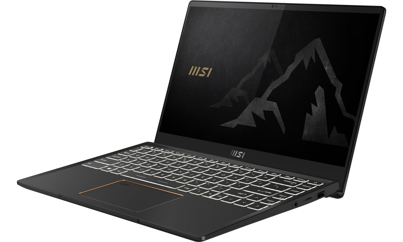 Laptop biznesowy MSI Summit E14