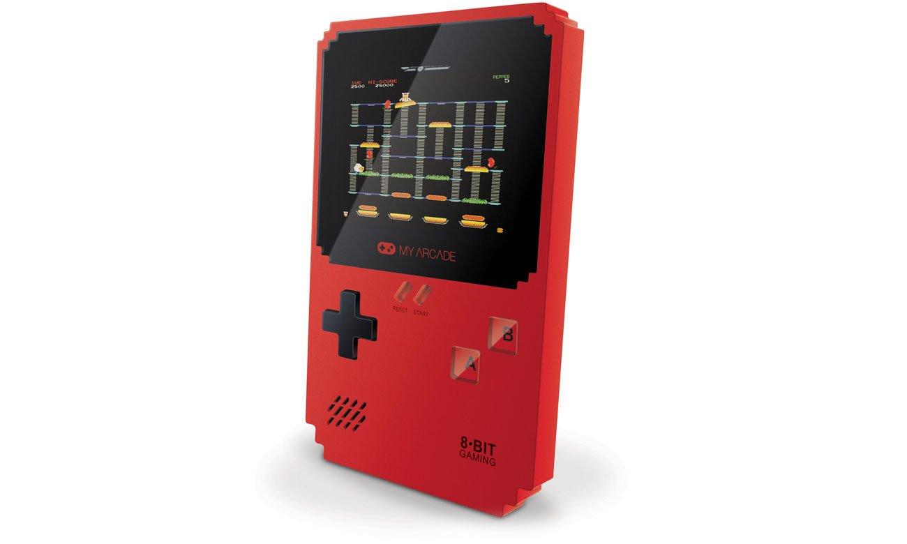 Przenośna konsola My Arcade Pixel Classic Red